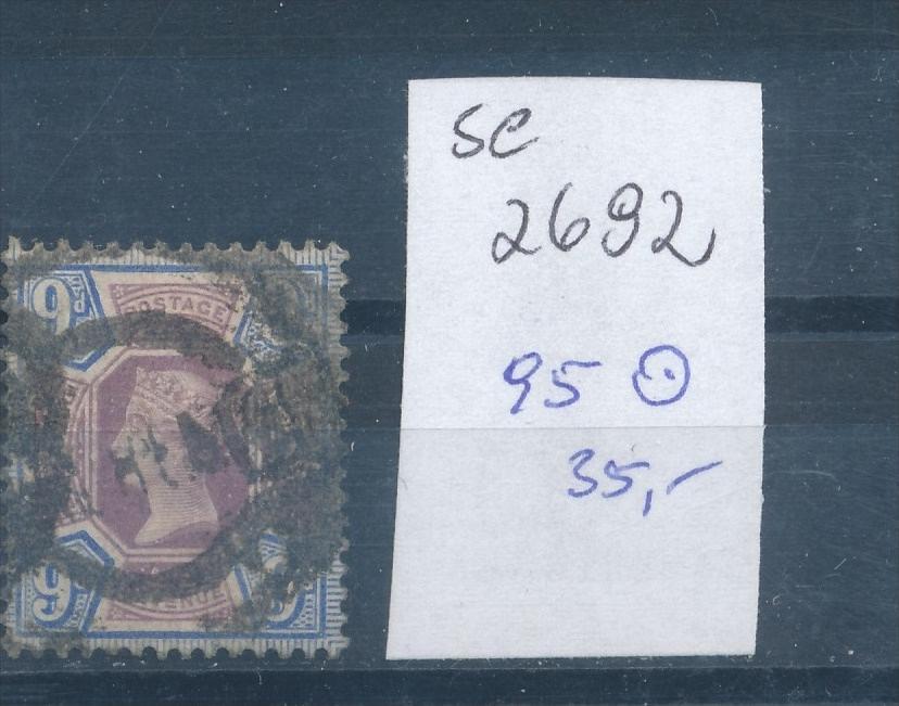 UK- Nr. 95  o   (se2692    ) siehe scan 0
