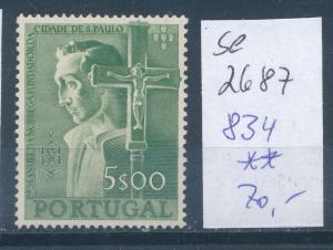 Portugal  Nr.884  **  (se2687    ) siehe scan