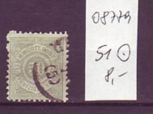 Würtemberg  Nr. 51   o        ( o8779   )siehe scan