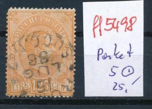 Italien Paket Nr. 5  o  (ff5498  ) siehe scan !