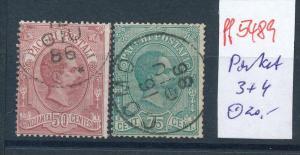 Italien Paket Nr. 3+4  o  (ff5489  ) siehe scan !