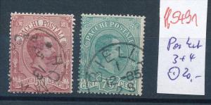 Italien Paket Nr. 3+4  o  (ff5491  ) siehe scan !