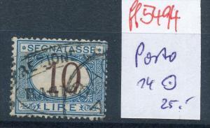 Italien Porto   14   o  (ff5494  ) siehe scan !