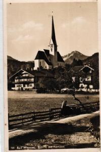 Bad Wiesee- nette alte Karte    (ke9293   ) siehe scan