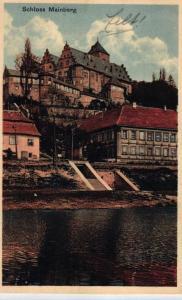 Schloss Mainberg- nette alte Karte    (ke9289   ) siehe scan