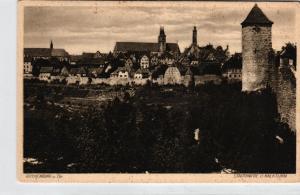 Rothenburg  - nette alte Karte    (ke9361   ) siehe scan