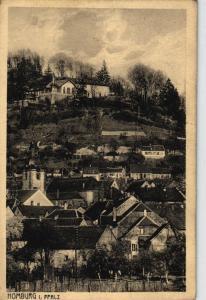 Homburg  - nette alte Karte    (ke9283   ) siehe scan