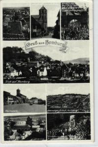 Homburg  - nette alte Karte    (ke9269   ) siehe scan
