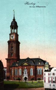 Hamburg - nette alte Karte    (ke9793   ) siehe scan