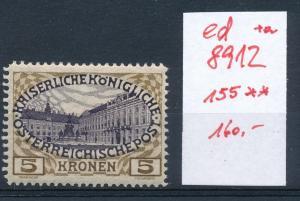 Österreich  Nr.  155  **     (ed8912  ) siehe scan
