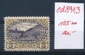 Österreich  Nr.  155  **     (ed8913  ) siehe scan
