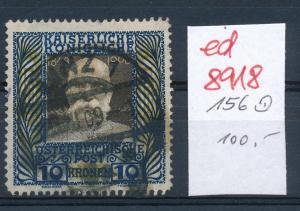 Österreich  Nr.  156    o  (ed8918  ) siehe scan