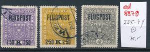 Österreich  Nr.  225-7 y  (ed8879  ) siehe scan