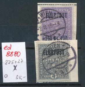 Österreich  Nr.  225+7 x   (ed8880  ) siehe scan