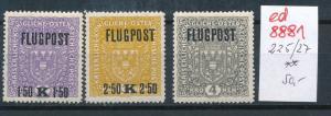 Österreich  Nr.  225- 7  **   (ed8881  ) siehe scan