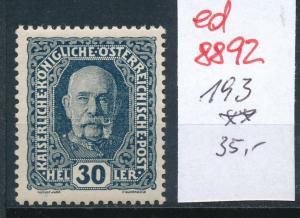 Österreich  Nr.  193  **   (ed8892  ) siehe scan