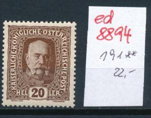 Österreich  Nr.  191  **   (ed8894  ) siehe scan