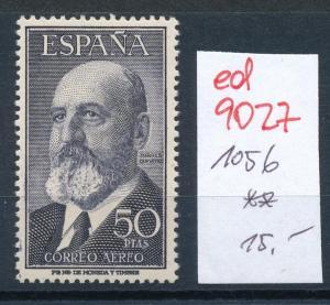 Spanien Nr. 1056 **   (ed9027  ) siehe scan