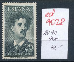 Spanien Nr. 1070 **   (ed9028  ) siehe scan