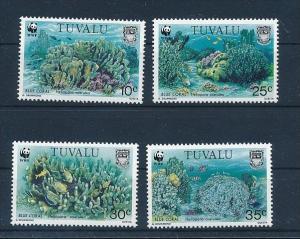 Meeres Tiere  - Tuvalu    **        (bc8680  ) siehe scan !