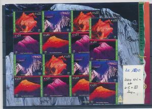 UNO Wien  KB+Vierer Berge   **   (ze1500 ) siehe scan