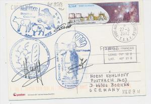 Polarpost/Arktis -Beleg.....( be9583 ) bitte Bild beachten
