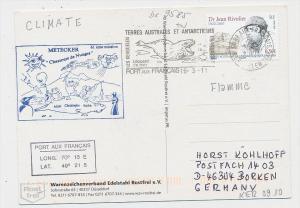Polarpost/Arktis -Beleg.....( be9585 ) bitte Bild beachten