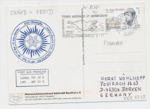 Polarpost/Arktis -Beleg.....( be9588 ) bitte Bild beachten