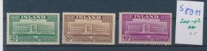 Island  Nr. 200-02  **  ( s 8911  ) siehe scan  !