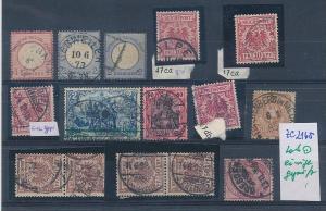 D.Reich  - Lot -diverse     (ze2165 )  siehe Bild