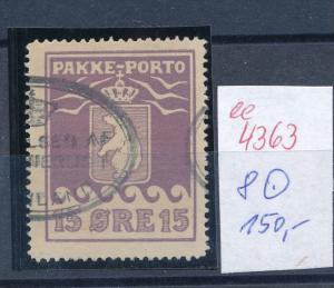 Grönland  Nr. P  8  o... (ee4363  ) aus einer Spezial Sammlung !