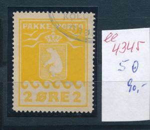 Grönland  Nr. P  5  o... (ee4345  ) aus einer Spezial Sammlung !