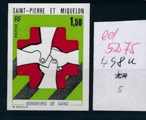 St.Pierre   Nr.  498  U  **     (ed5275  ) siehe scan