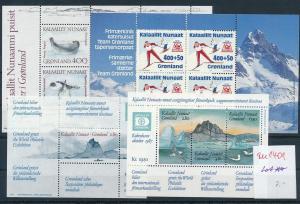 Grönland  -Block Lot  **..  .. (zu1401  ) siehe scan