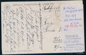 D.-Reich  kaiserliche Mariene Beleg.....   (op2254  )  siehe scan