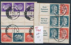 Lot D.-Reich Zusammendrucke ....   (op2461   ) siehe scan