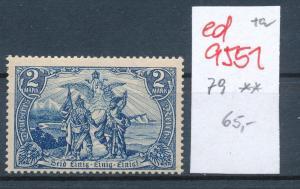 D.-Reich Nr. 79 **   (ed9551  ) siehe scan