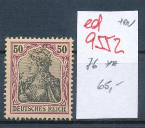 D.-Reich Nr. 76  **   (ed9552  ) siehe scan