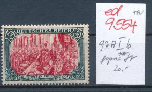 D.-Reich Nr. 97 b AI   geprüft   (ed9554  ) siehe scan