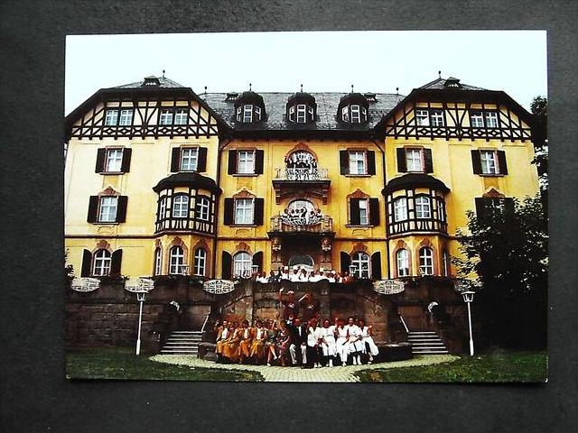 Bad Steben Hof Hotel Relexa Toll Belebt