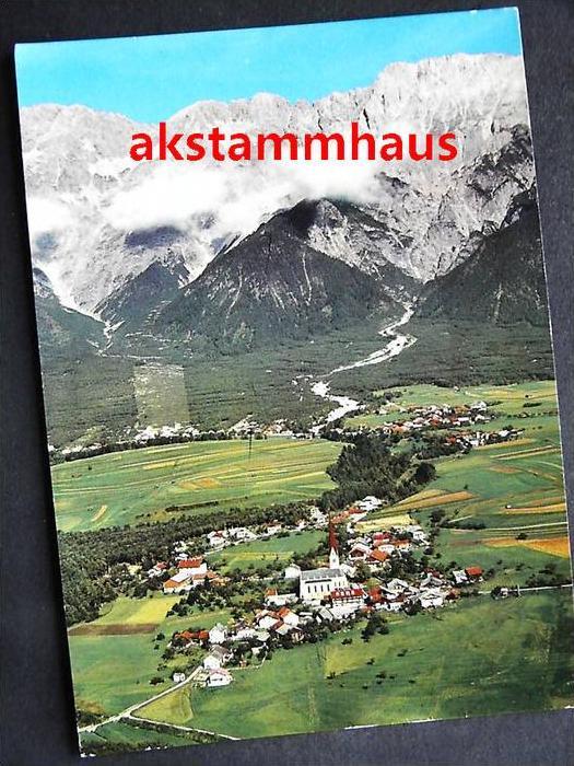 UNTER-  und OBER-MIEMING Tirol - Luftbild