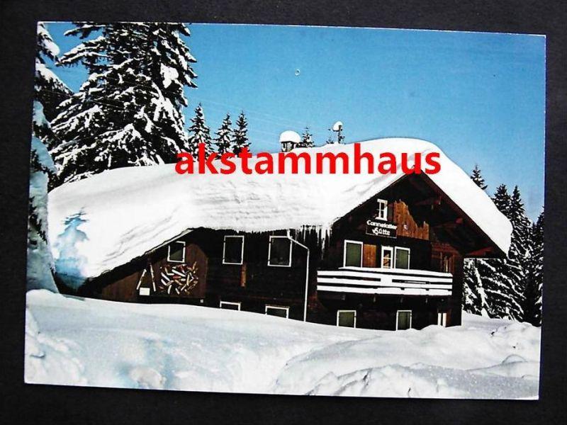 HIRSCHEGG WÄLDELE Kleinwalsertal Vorarlberg - CANNSTATTER-HÜTTE