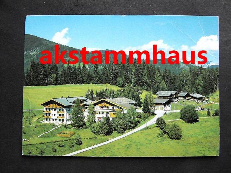 WAGRAIN Salzburg - Hotelanlage EDELWEISS - Fam. H. SAMPL