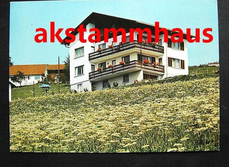 SULZBERG Vorarlberg - Haus HILDE  - Fam. M. RICHTER