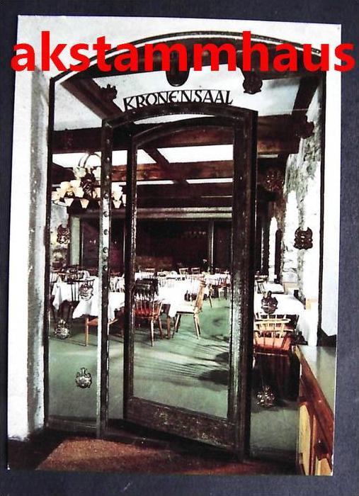 LANDSKRON Villach Kärnten - Café Restaurant Ruine Landskron KRONENSAAL