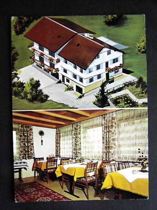 KRUMBACH Bregenzer Wald Bregenz Vorarlberg - Gästehaus ÖSTERLE + innen