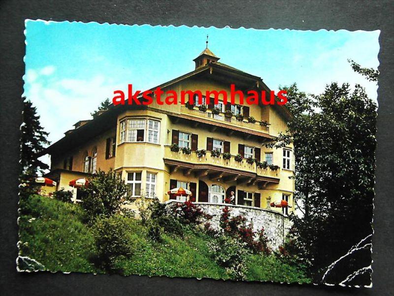 HALLEIN Tennengau Salzburg - Haus RIEF - Verband Österr. Volkshochschulen - 1970