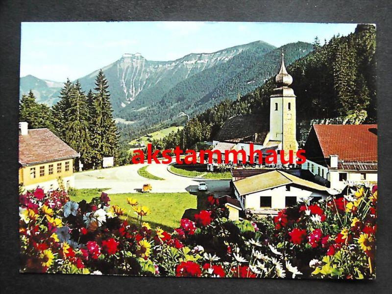 KRISPL Adnet Hallein Tennengau Salzburg - Ortspartie Autos - Schmittenstein