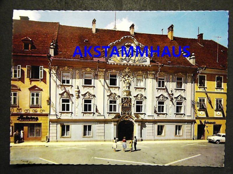 ST. VEIT AN DER GLAN Kärnten - Rathaus - Auto
