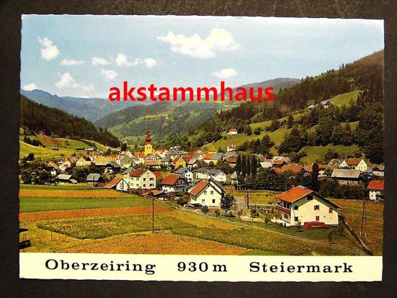 OBERZEIRING Murtal Judenburg Steiermark - Teilansicht